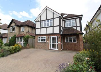 Thumbnail 5 bed detached house for sale in Fairfield Road, Petts Wood, Orpington