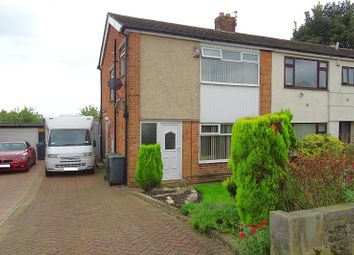 Thumbnail 3 bed semi-detached house for sale in Park House Walk, Low Moor, Bradford, West Yorkshire