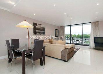 Thumbnail 2 bedroom flat to rent in Waterside Point, Anhalt Road, Battersea