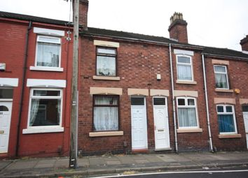 Thumbnail 2 bed terraced house for sale in Stanfield Road, Burslem, Stoke-On-Trent
