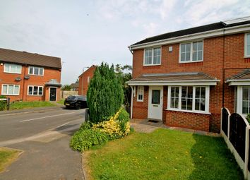 Thumbnail 3 bed semi-detached house to rent in Acrefield Way, Chellaston, Derby