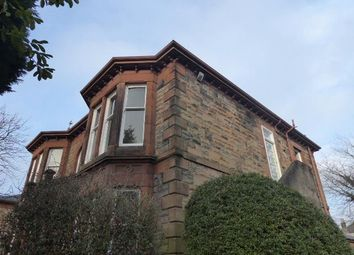 Thumbnail 3 bed flat to rent in Terregles Avenue, Glasgow