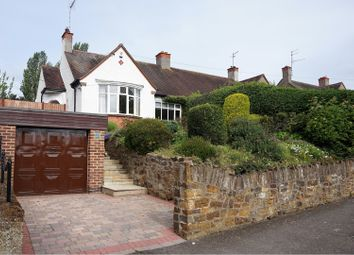 Thumbnail 2 bedroom bungalow for sale in Rushmere Road, Northampton