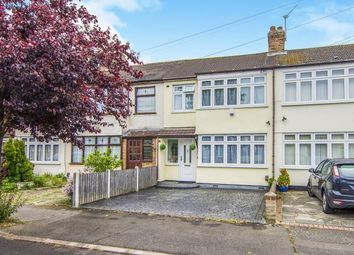 Thumbnail 3 bed terraced house for sale in Acacia Avenue, Hornchurch
