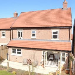 Thumbnail 4 bed detached house for sale in Willoughby Park, Alnwick