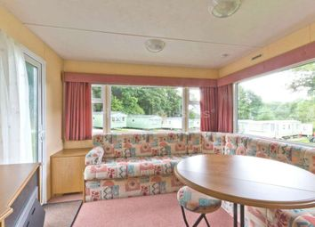 Thumbnail 2 bed mobile/park home for sale in Harmby, Leyburn