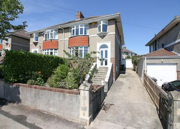 4 bed semi-detached house for sale in Brendon Avenue, Weston-Super-Mare BS23