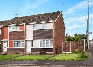 Thumbnail 2 bedroom property for sale in Northfleet Street, Bucknall, Stoke-On-Trent