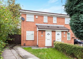 Thumbnail 2 bed semi-detached house to rent in Tysoe Gardens, Salford