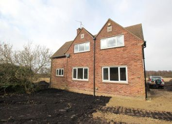 Thumbnail 4 bedroom detached house to rent in Holme Fen, Holme