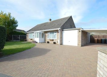 Thumbnail 2 bed bungalow for sale in Millview Road, Ruskington, Sleaford