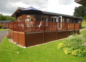 Thumbnail 3 bed bungalow for sale in Lodge 15, Riverview Holiday Park Mangerton Newcastleton