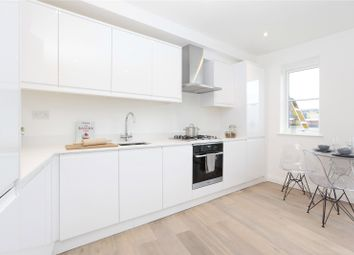 Thumbnail 1 bed flat for sale in Yukon Road, Clapham South, London
