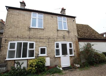 Thumbnail 3 bedroom link-detached house for sale in Woolpack Yard, Newnham Street, Ely