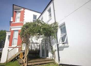 Thumbnail 1 bedroom flat to rent in Ford Park Road, Mutley, Plymouth