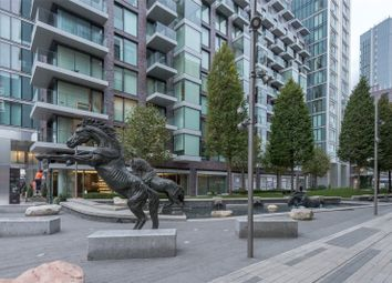 Thumbnail 2 bed flat for sale in Perilla House, Goodmans Field, Aldgate, London