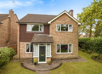 Thumbnail 4 bed detached house for sale in Alexandra Road, Farnborough, Hampshire