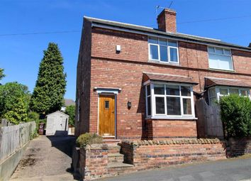 2 bed semi-detached house for sale in Edgington Street, Thorneywood, Nottingham NG3