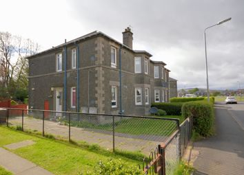 Thumbnail 2 bed flat for sale in Alclutha Avenue, Dumbarton