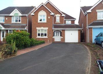 Thumbnail 4 bed detached house for sale in Eaton Wood Drive, Sheldon, Birmingham, West Midlands