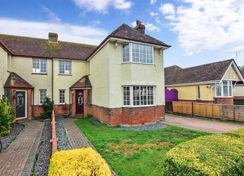 Thumbnail 3 bed semi-detached house for sale in Ilex Road, Folkestone, Kent