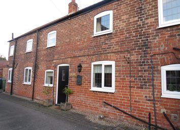 Thumbnail 2 bed property to rent in North Moor Road, Walkeringham, Doncaster