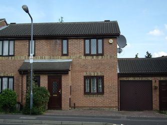Thumbnail 3 bed terraced house to rent in Gibson Road, Dagenham