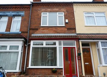 Thumbnail 3 bedroom terraced house to rent in Frances Road, Kings Norton, Birmingham