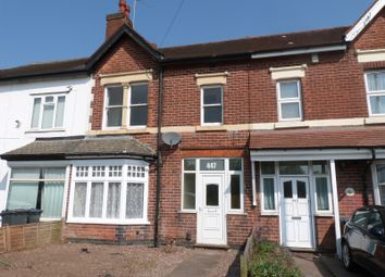 Thumbnail 3 bed terraced house to rent in Moor Green Lane, Moseley, West Midlands
