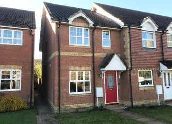 Thumbnail 2 bed terraced house for sale in 32 Dove Close, Kingsnorth, Ashford, Kent