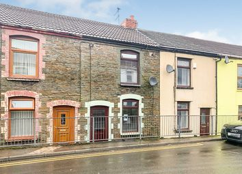 Thumbnail 2 bed cottage for sale in Caerphilly Road, Nelson, Treharris