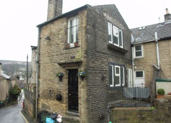 Thumbnail 3 bed cottage to rent in Back Cottage, Upperthong Lane, Holmfirth