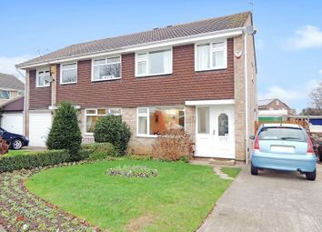 Thumbnail 3 bedroom semi-detached house for sale in Roseville Avenue, Longwell Green, Bristol