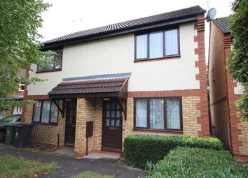 Thumbnail 2 bed semi-detached house to rent in Ulverston Green, Warndon, Worcester