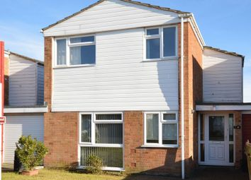 Thumbnail 4 bed semi-detached house for sale in The Gables, Haddenham, Aylesbury