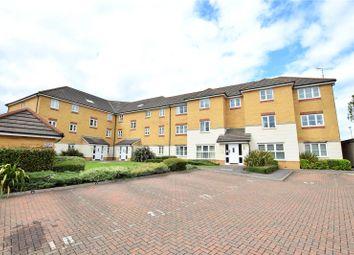 Thumbnail 2 bed flat to rent in Somerville Rise, Bracknell, Berkshire