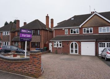 Thumbnail 4 bed semi-detached house for sale in Pear Tree Road, Great Barr, Birmingham