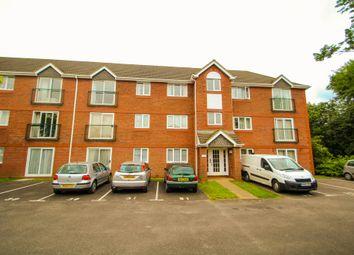 Thumbnail 2 bed flat to rent in Corfe Way, Farnborough