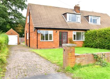 Thumbnail 3 bed semi-detached bungalow to rent in Moor Close, Killinghall, Harrogate