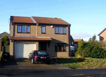 Thumbnail 5 bed detached house for sale in Southfield Drive, Toft Hill, Bishop Auckland