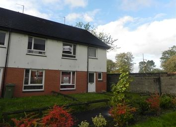Thumbnail 3 bedroom end terrace house for sale in Hamiltonhill Gardens, Glasgow