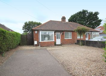 Thumbnail 3 bed bungalow for sale in St. Williams Way, Thorpe St Andrew, Norwich