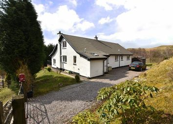 Thumbnail 4 bed detached house for sale in Glen Gloy, By Spean Bridge