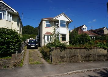 Thumbnail 3 bed detached house for sale in Woodland Drive, Rogerstone, Newport