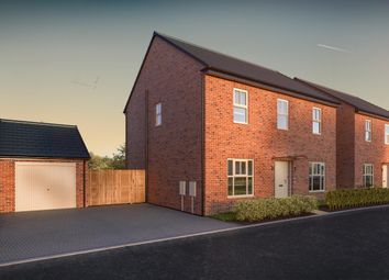 Thumbnail 4 bed detached house for sale in Esteem, Strata, Dishforth