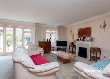 Thumbnail 3 bed semi-detached house for sale in Spring Place, Windermere Avenue, Finchley, London