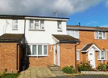 Thumbnail 1 bedroom maisonette for sale in Rochford Close, Broxbourne, Hertfordshire