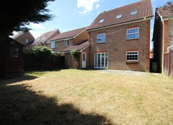 Thumbnail 5 bed detached house to rent in Saxby Close, Barnham, Bognor Regis