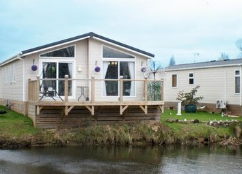 Thumbnail 3 bedroom mobile/park home for sale in The Manor, Billing Garden Village, The Causeway, Great Billing