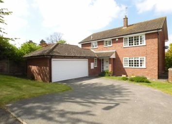 Thumbnail 5 bed detached house for sale in White's Meadow, Ranton, Stafford